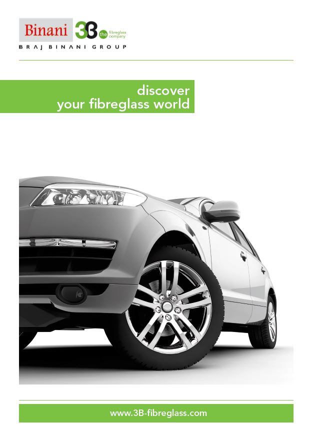 3B-the fibreglass company - glass fibre reinforcements for the automotive industry
