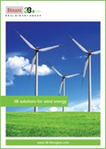 3B-the fibreglass company - Wind energy brochure